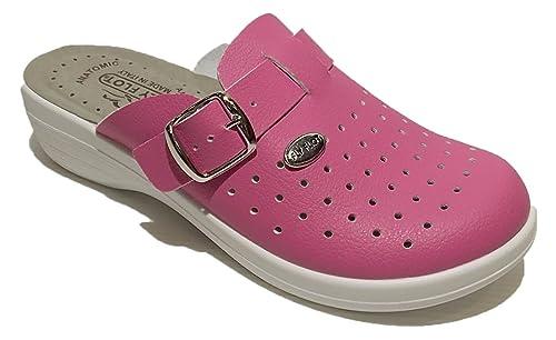 983d50cc53c Fly Flot Mujer Zapatillas Bajas Rosa Size: 37 EU: Amazon.es: Zapatos y  complementos