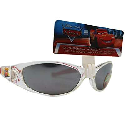 Clear Pit Crew 95 Disney Cars Kids Sunglasses