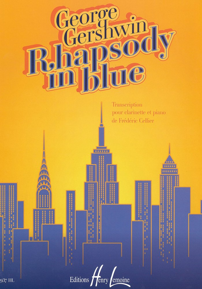 Rhapsody in blue (English and French Edition) pdf