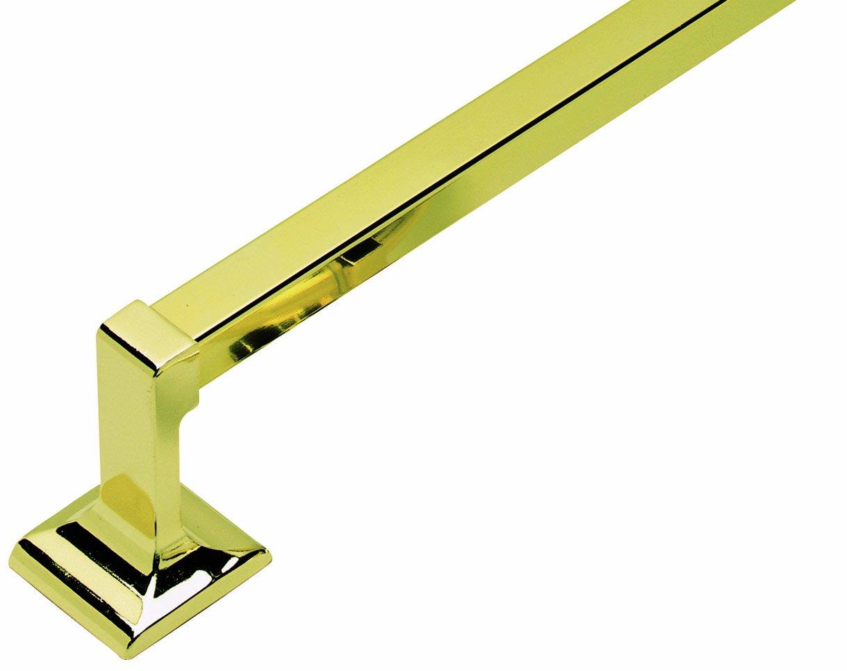 デザインハウスMillbridgeタオルバー 24 Inch 533273 1 B000WLA6XI 24 Inch|光沢真鍮 光沢真鍮 24 Inch