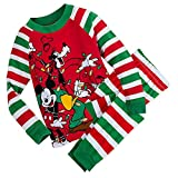 Disney Mickey Mouse and Friends Holiday PJ Set Review and Comparison