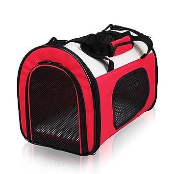 Bolsa de viaje para mascotas bolso para gatos bolsa para perros bolsa para perros plegable Teddy