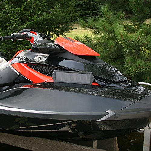 Sunforce 50013 1-Watt Motorcycle and Powersports Solar Battery Charger