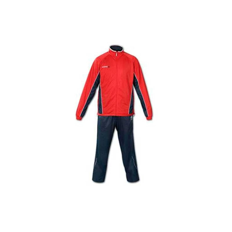 Luanvi Chandal Acetato Active Rojo/Marino 10 años (140 cm): Amazon ...