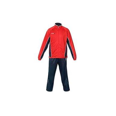 Luanvi Chandal Acetato Active Rojo/Marino 10 años (140 cm)