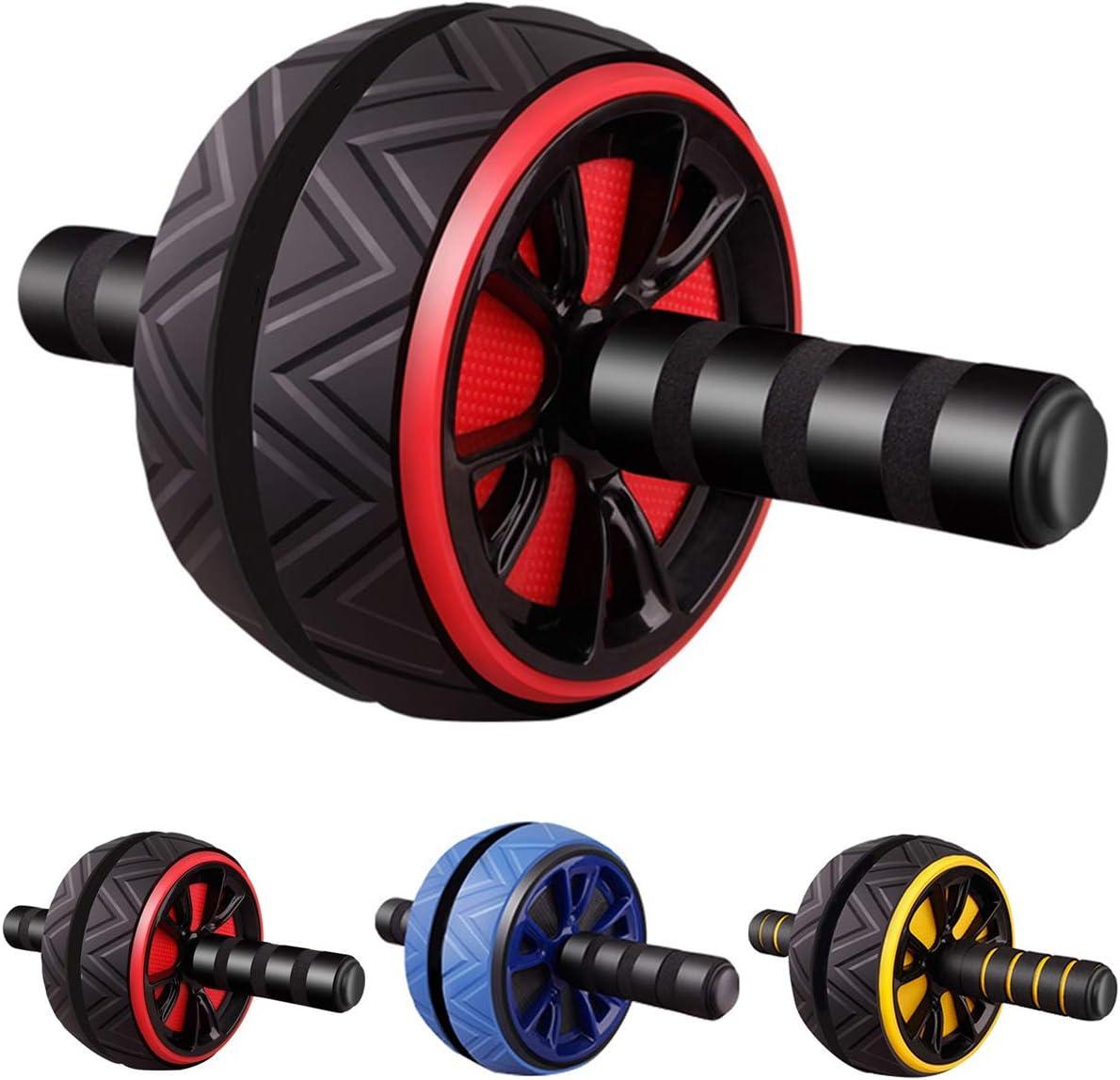 Borlai Ab Roller Wheel Ab Roller Ab Roller Wheel Attrezzi Ginnici Ab Roller Wheel per Palestra di Casa