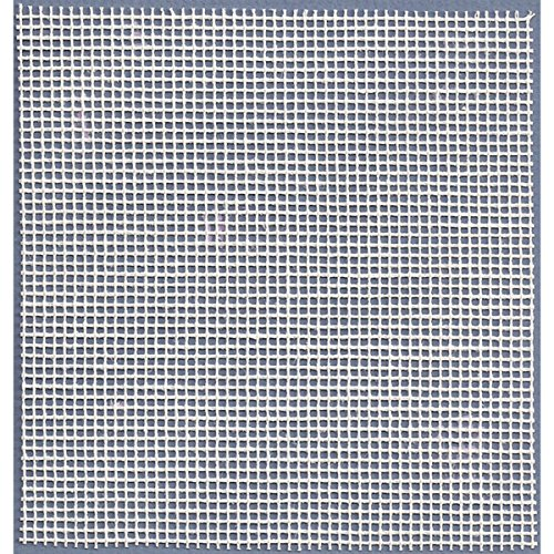 M.C.G. Textiles Fabric for Needlepoint 12 Count Interlock Needlepoint Canvas Cut, 36 by 40-Inch, (Cross Needlepoint Canvas)