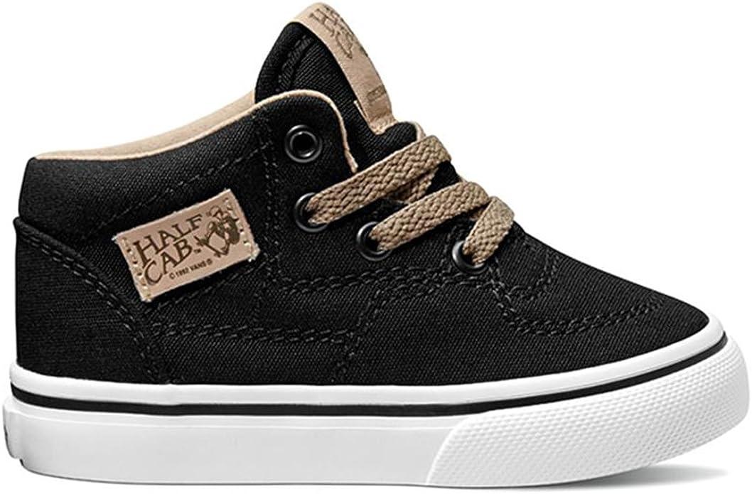 Vans Kids Half Cab Shoe, Veggie Tan