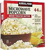 Kirkland Signature Microwave Popcorn, 3.3 oz, 44 Count