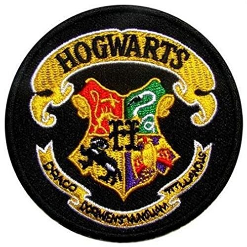 Harry Potter Hogwarts House School Logo Movie Magic