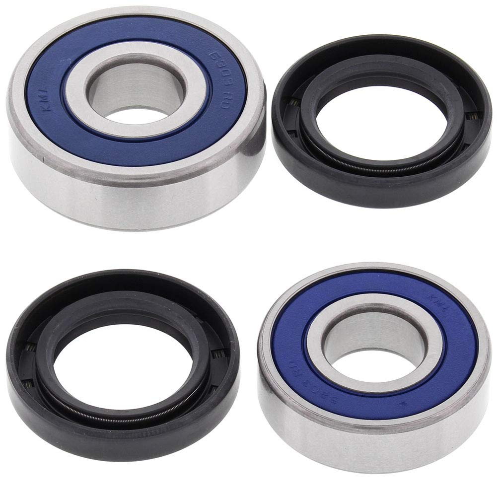 Outlaw Racing OR251214 Rear Wheel Bearing and Seal Kit Honda XL200 XR250 XR650L Outlaw Racing Products 4333425774