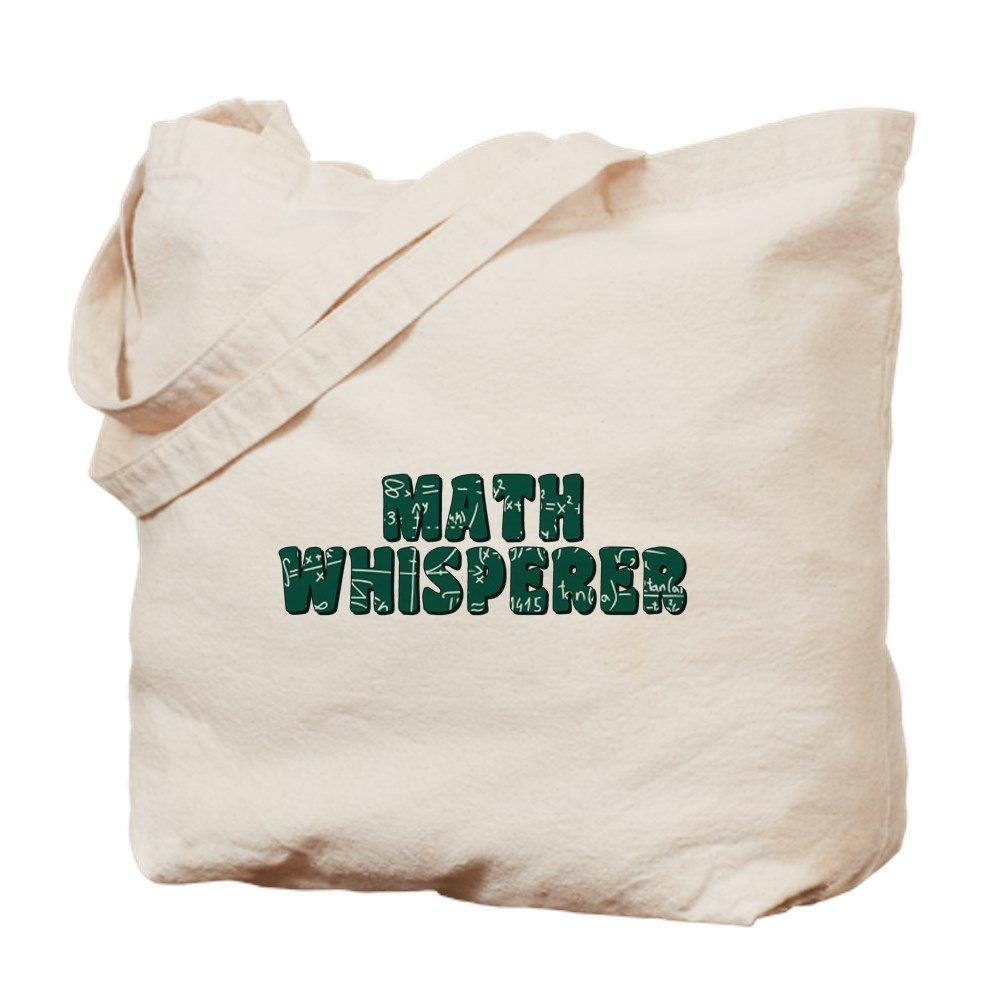 CafePress – Mathささやき – ナチュラルキャンバストートバッグ、布ショッピングバッグ B06X3WCB29