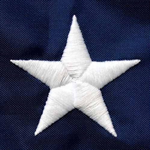 American Flag 10x15 Ft Nylon Presidential Series Sewn 10'x15' US Flag