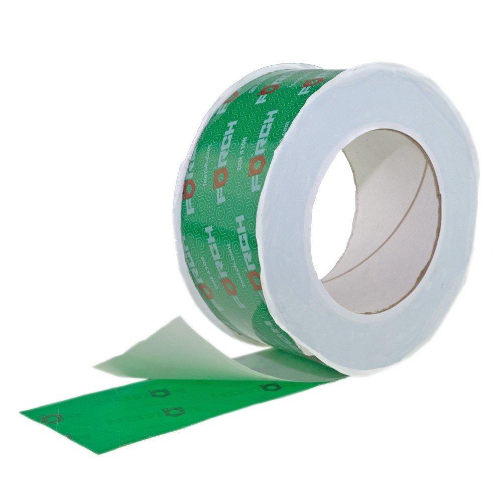 bande syst/ème de Green Bande pare-vapeur de 25 m film pare-vapeur OSB barri/ère anti-humidit/é