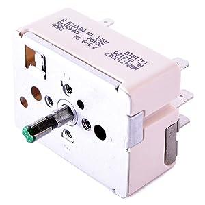 Cooking Appliances Parts WB24T10027 for GE Electric Range Burner Unit Infinite Switch PS236752 AP2024074