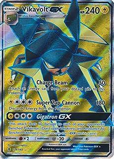 Full Art Ultra Rare Entei-GX Sun /& Moon: Shining Legends Pokémon Company International SG/_B07684FD95/_US 71//73