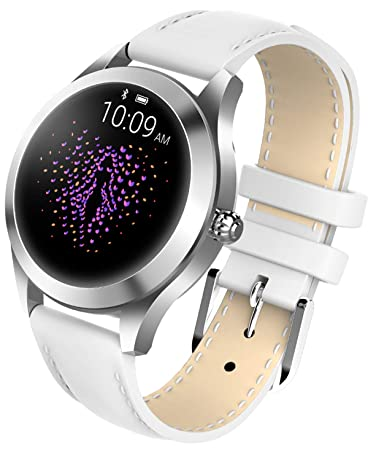 Amazon.com: findtime - Reloj inteligente Bluetooth para ...