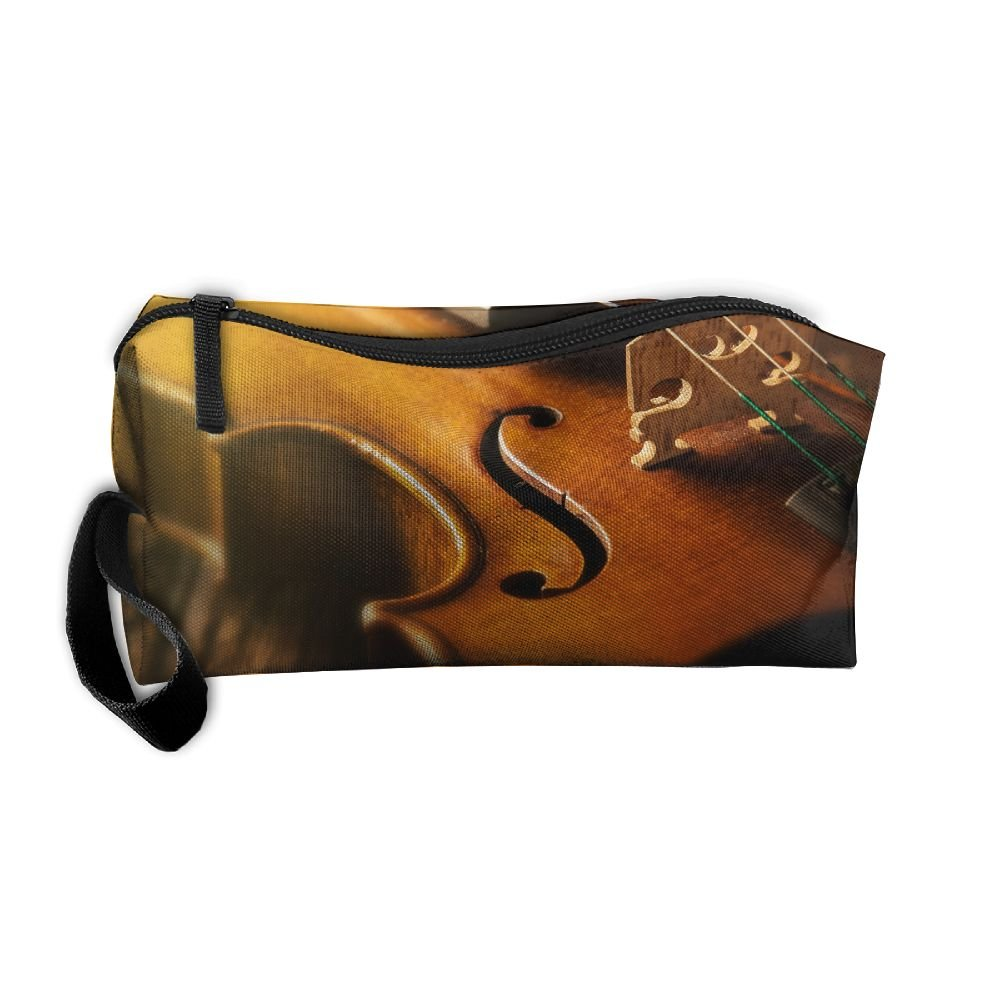 logicpor Stradivarius violín portátil bolsa de cremallera ...