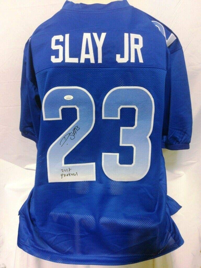 more photos 1884f 3330a Autographed Darius Slay Jersey - Jr Custom Pro Bowl - JSA ...