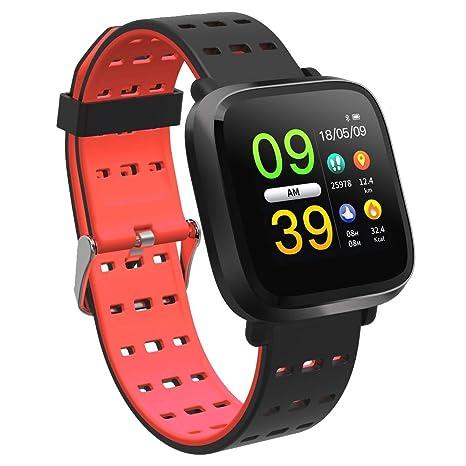Amazon.com: TOOGOO Reloj inteligente para hombre, presión ...