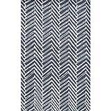 nuLOOM Alex Hand Tufted Wool Area Rug, 9' x