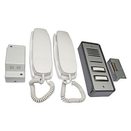 Bell 902 2 Way Audio Door Entry System Amazon Diy Tools