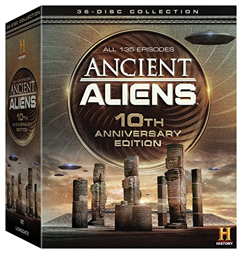 Ancient Alien 10th Ani Giftset ()