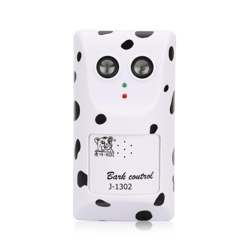 Jingrong Dispositif de Bâti de Mur D'entraînement D'aboiement de Chien D'arrêt D'ultrason Anti-Aboiement pour Grand Ultrasonique