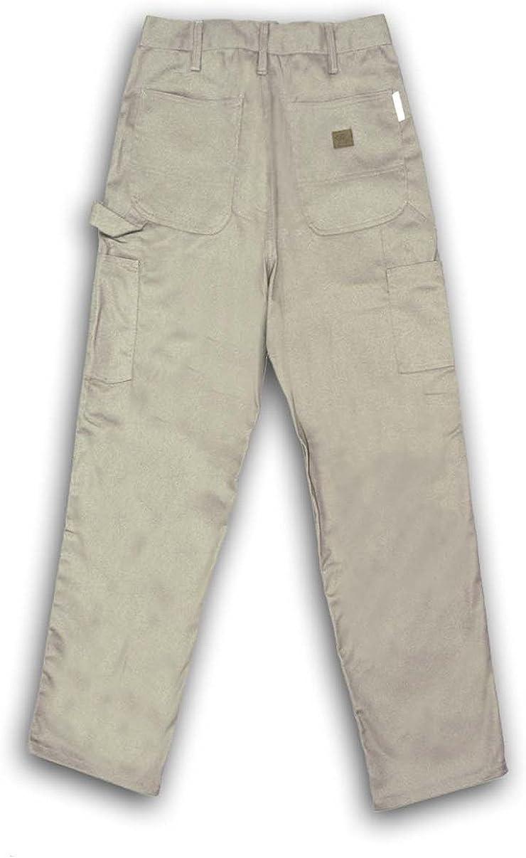 30 KHAKI retardant Carpenter Pants 34 Inseam Rasco Fire
