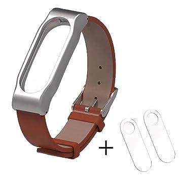 Bandwave Mi Band 2 Armband, Textured Silikon Ersatz Strap Wristband ...
