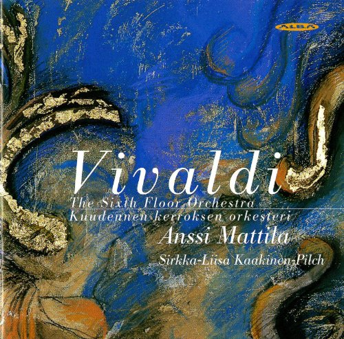 Vivaldi: 6 Concertos - Alba Floor