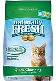 Naturally Fresh Litter 230014 Quick-Clumping Cat Litter, 26 lb