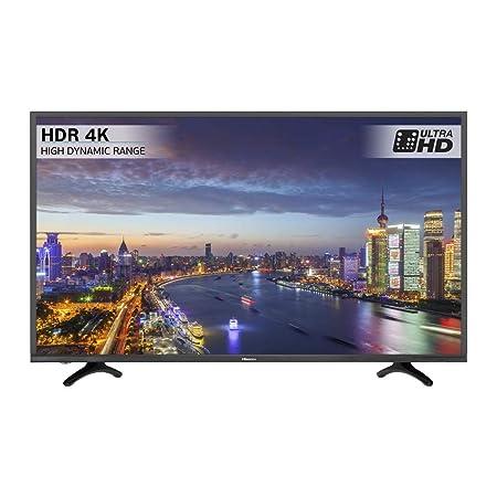 Hisense H49n5500uk 49inch 4k Uhd Smart Tv Black 2017 Model