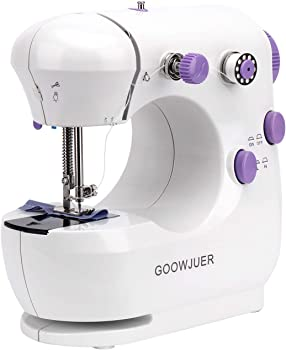 Goowjuer Portable Electric Lightweight Sewing Machine
