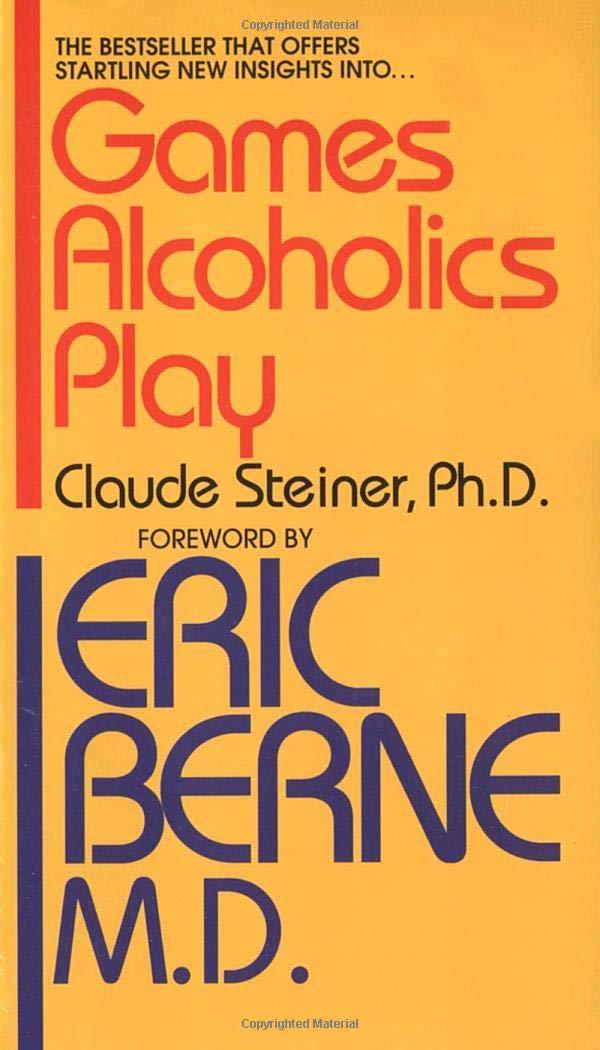Games Alcoholics Play ebook