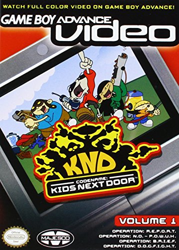 Codename Kids Next Door, Vol. 1