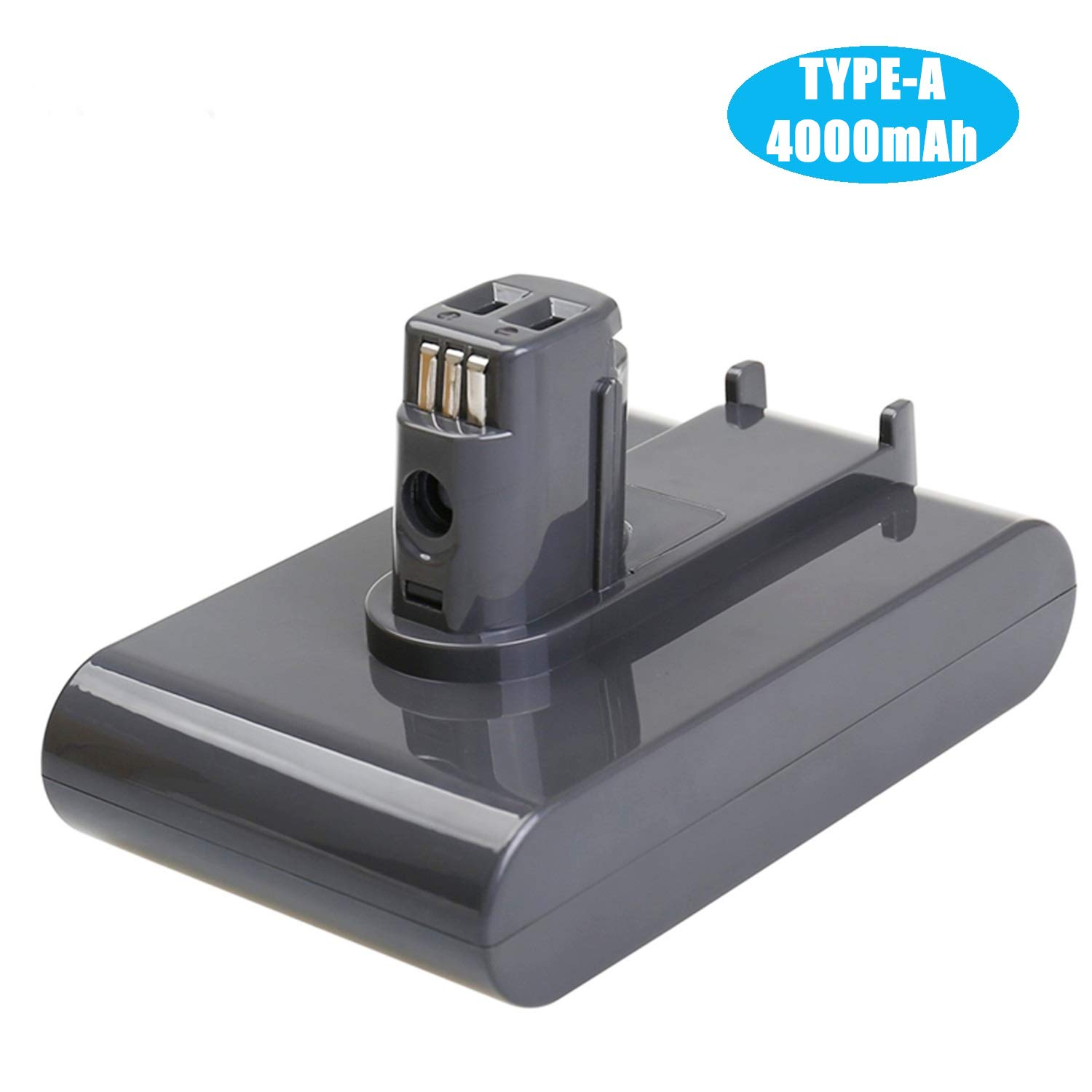 22.2V 4000mAh Replacement for Dyson DC31 Battery for Dyson DC34 DC35 DC44 (Not Fit Type B, DC44 MK2) 917083-01 Handheld Vacuum Cleaner by VANTTECH