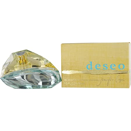 Jennifer Lopez Deseo Eau De Parfum Spray for Women, 1 Ounce