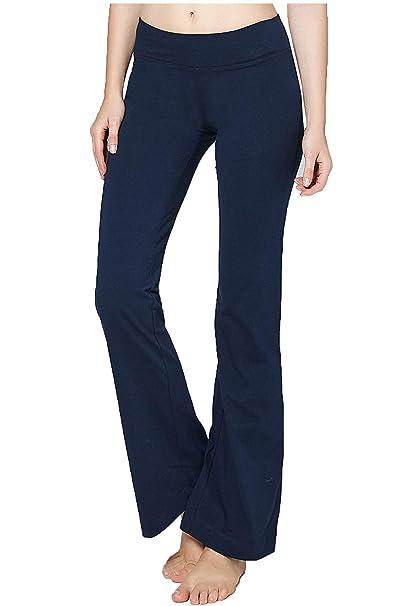Amazon.com: OCIESS - Pantalones de yoga para mujer con ...