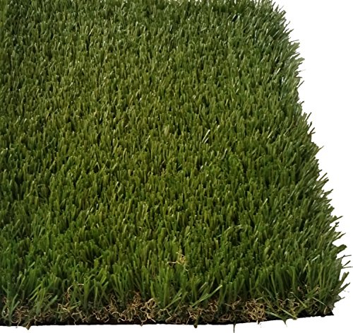 Zen Garden Deluxe Premium Synthetic Grass Rubber Backed with Drainage (Synthetic Turf)