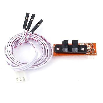 Interruptor de final de carrera óptico para 3D RepRap impresora ...