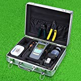 Genneric 23 IN 1 FTTH Hot Melt welding tool kit/ ceramic core 10mW/ Visual Fault Locator and Fiber Cleaver HS-30 And optical power meter