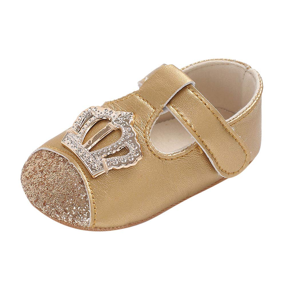 Lurryly Fashion Baby Infant Kids Girl Leather Soft Sole Crib Toddler Newborn Shoes 2019Clearance