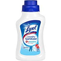 Lysol Laundry Sanitizer Additive, Crisp Linen, 41oz