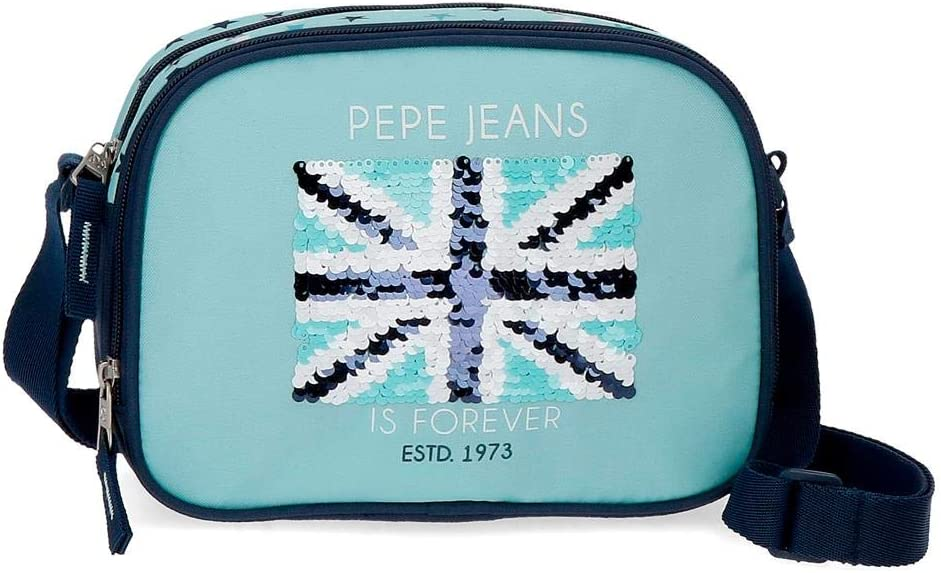 Bandolera dos compartimentos Pepe Jeans Cuore