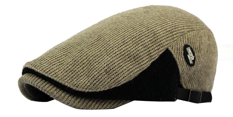 01ab25dd06280 Envio gratis JYR Gorra de golf de lana de moda