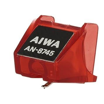 Aiwa AN 8745 Aguja - Original: Amazon.es: Electrónica