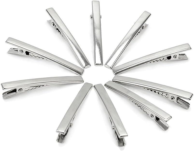 10X Moda Hombre Metal Pisacorbatas Alfiler Pinza Pasador Clip para ...