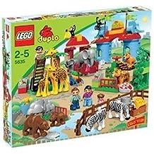 LEGO Duplo Set #5635 Legoville Big City Zoo