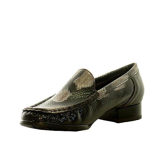 Jenny Damen Halbschuhe, Slipper moro, 941578-2: Amazon.co.uk: Shoes & Bags